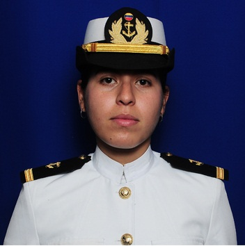 Maria Quintero seafarer Third Officer Oil/Chemical tanker