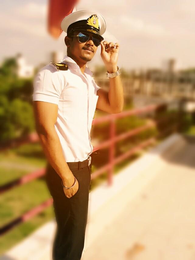 Arun Raja  seafarer Fourth Engineer