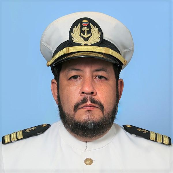 Julio Yanes seafarer Junior Officer LNG (Liquefied Natural Gas carrier)