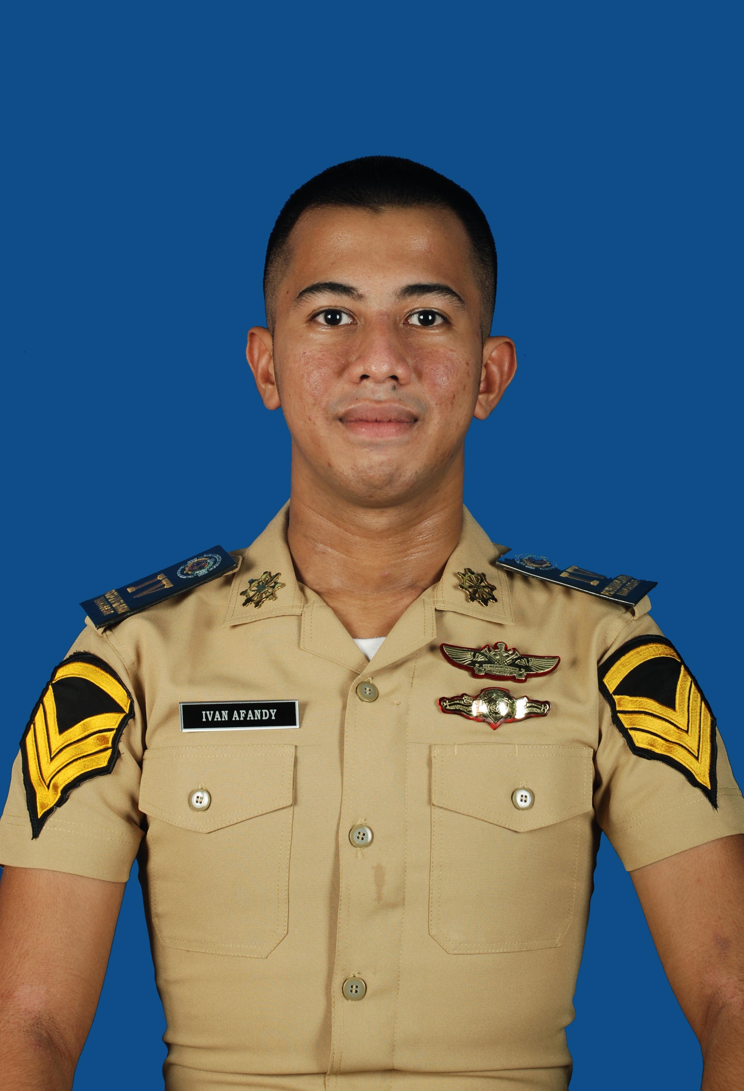 IVAN AFANDY seafarer Deck Cadet (Trainee) Oil products tanker